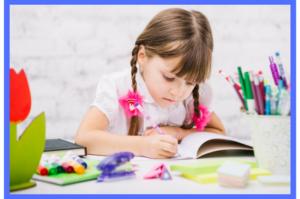 Summer Program At-Home Worksheets