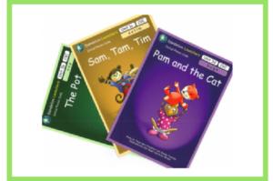 Summer Program Reading Materials for Kindergarten